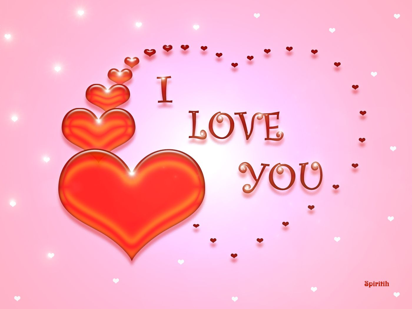 Coeurs page 9 - Un coeur amoureux ...