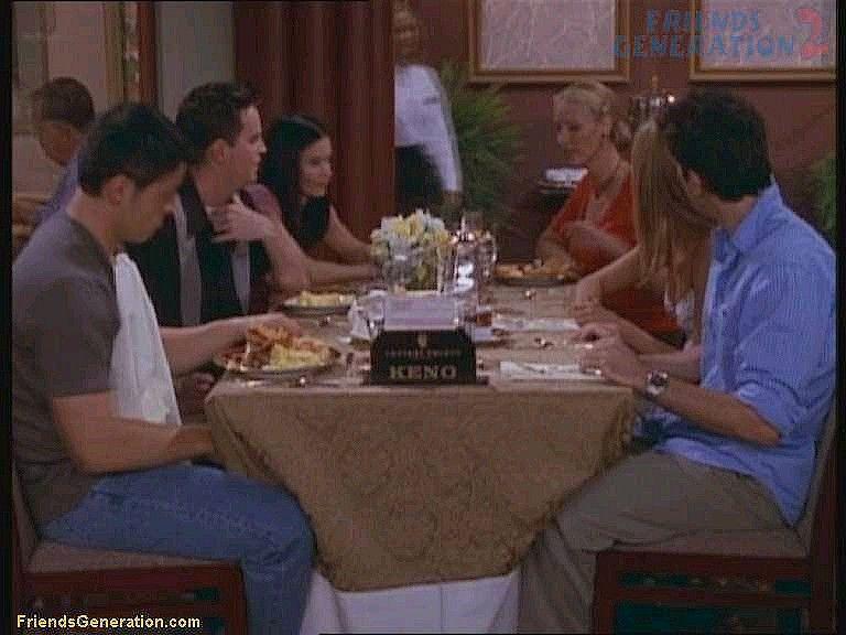 Friends: saison 6 résumé des épisodes 1 à 12