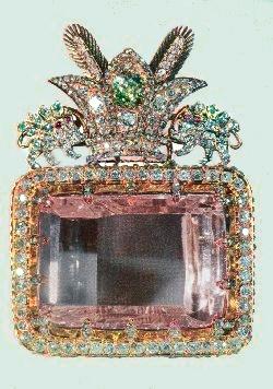 Le diamant Daria-e nour