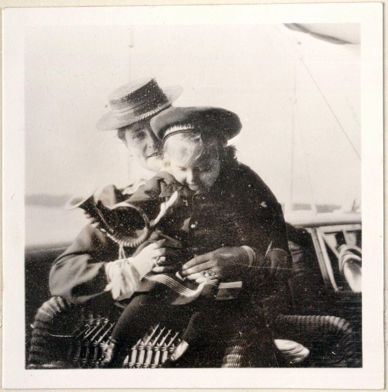 Alexandra et Alexis Romanov